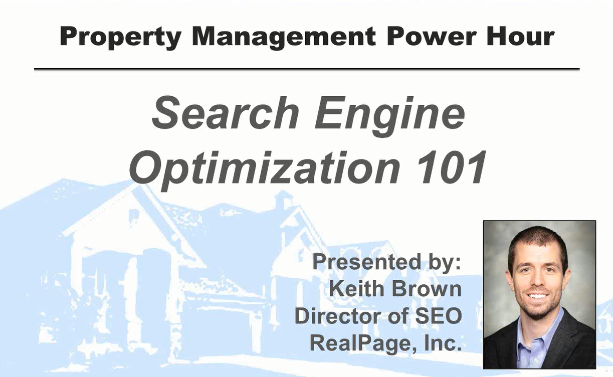 Q&A Follow Up from Our SEO 101 Webinar